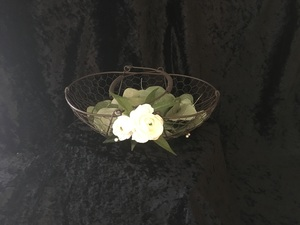 Flower Girl Basket-002 6.00