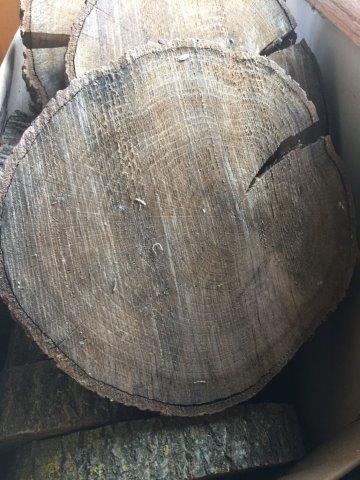 Wood Medallion-001 2.25