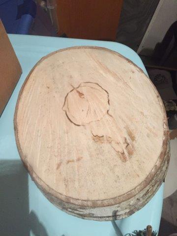 Wood Medallion-003